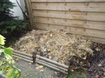 Un compost sans composteur !